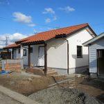 新屋 ~ 緑の中のナチュラルサロンのある家