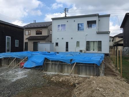 桜台 ~ 平屋仕立ての木の家~土間style~