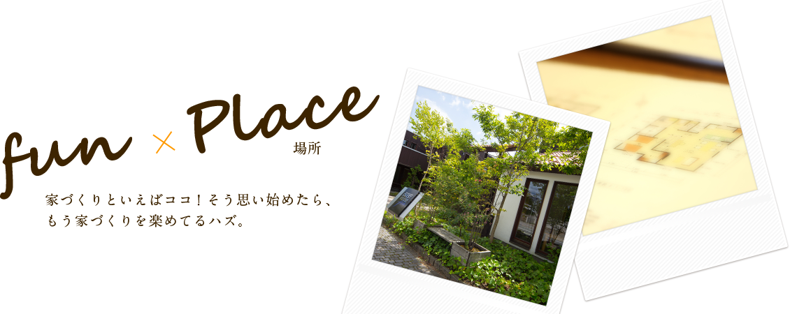 fun × Place