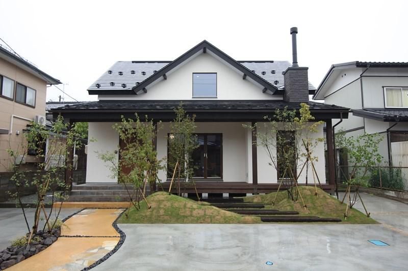 平屋暮らしが叶う木の家at.保戸野桜町