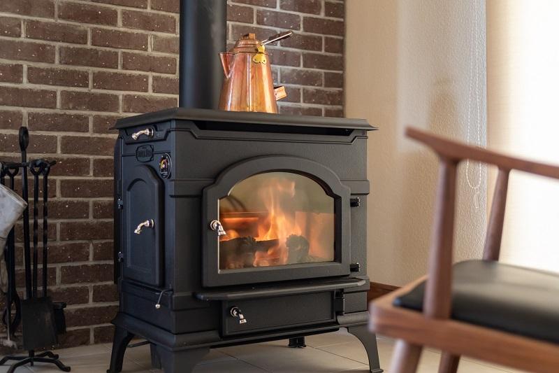薪ストーブの暖かさを体験したことはありますか?